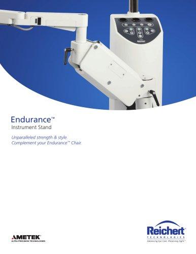 Endurance Instrument Stand - Brochure