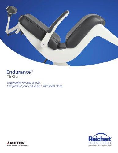 Endurance? Tilt Chair - Brochure