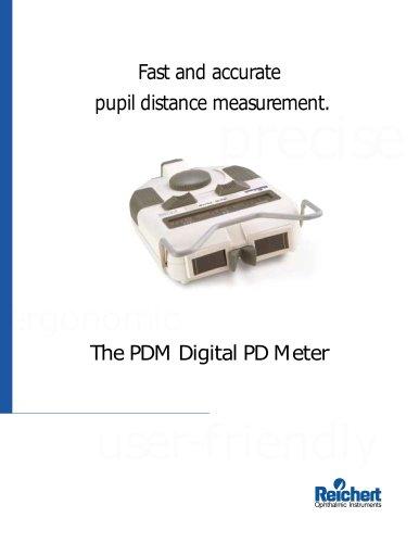 PDM Digital PD Meter Brochure