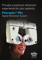 Phoroptor® VRx