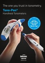 Tono-Pen® Handheld Tonometers