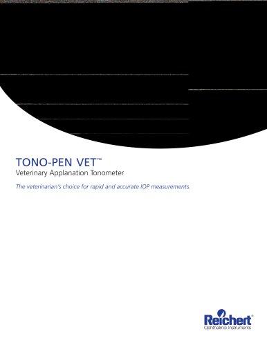 Tono-Pen Vet™