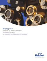 Ultramatic RX Master Phoroptor Refracting Instrument