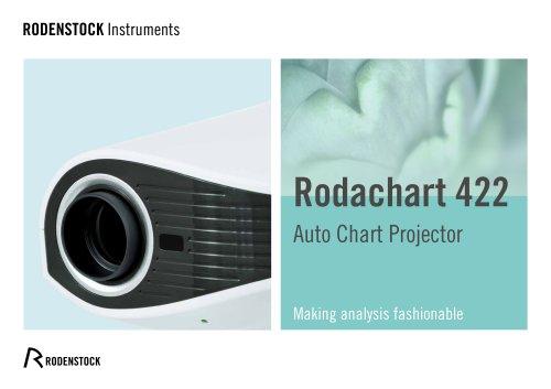 AUTO CHART PROJECTOR Rodachart 422