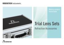 Trial Lens Set - 1