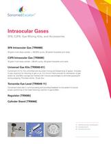 Intraocular Gases Brochure - 1
