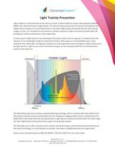 Light Toxicity Prevention - 1