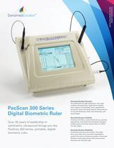 PacScan 300 Series Digital Biometric Ruler