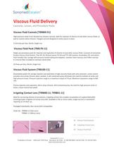 Viscous Fluid Delivery Brochure