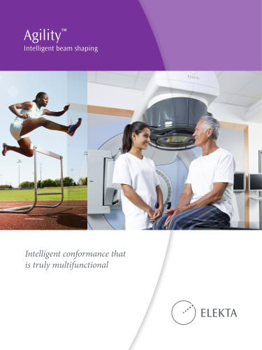 Agility? brochure 'Intelligent beam shaping'
