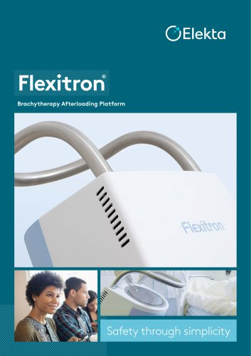 Flexitron Brachytherapy Afterloading Platform