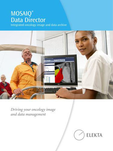 MOSAIQ® Data Director Brochure