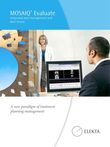MOSAIQ® Evaluate Brochure