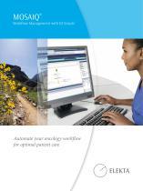 MOSAIQ® IQ Scripts? Brochure - 1