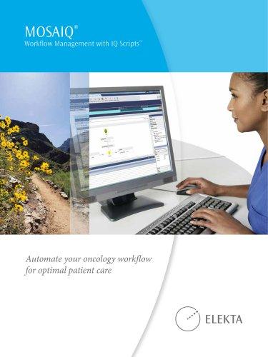 MOSAIQ® IQ Scripts? Brochure