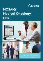 MOSAIQ® Medical Oncology EHR - 1