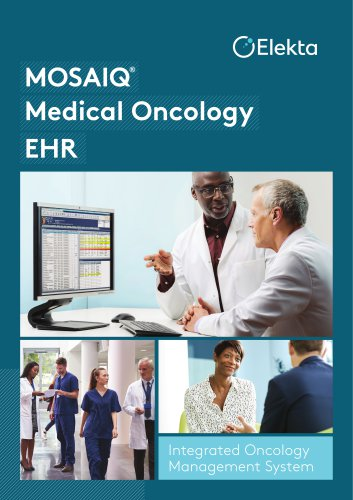 MOSAIQ® Medical Oncology EHR