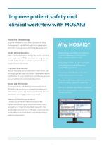 MOSAIQ® Medical Oncology EHR - 5