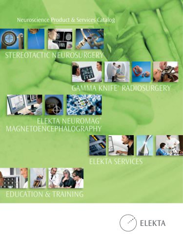 Neuroscience Product & Services Catalog