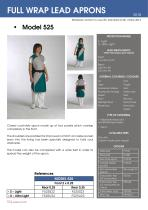 PRESENTATION OF OUR CLOTHES AND ACCESSORIES FOR PROTECTION FROM RADIATION - 10