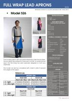 PRESENTATION OF OUR CLOTHES AND ACCESSORIES FOR PROTECTION FROM RADIATION - 11