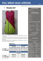 PRESENTATION OF OUR CLOTHES AND ACCESSORIES FOR PROTECTION FROM RADIATION - 12