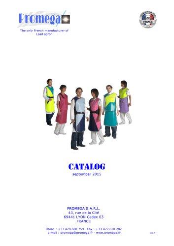 Promega CATALOG  september 2015