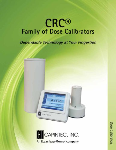 CRC ® DOSE CALIBRATORS