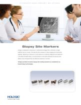 Biopsy Site Markers