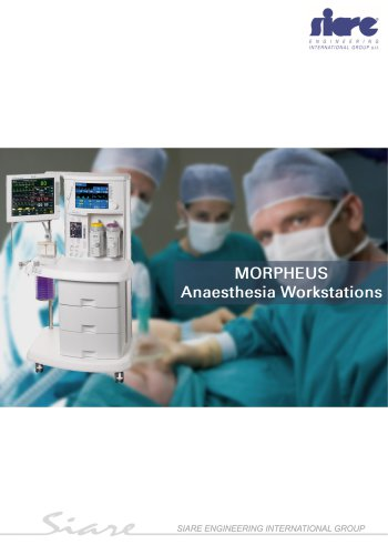 MORPHEUS Anaesthesia Workstations