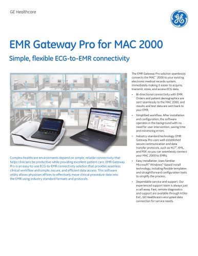 EMR Gateway Pro for MAC 2000