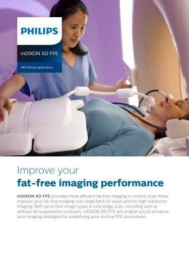 fat-free imaging performance