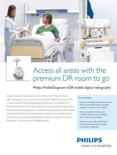MobileDiagnost wDR