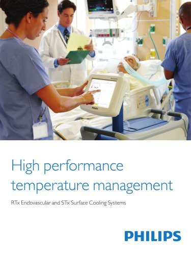 Philips InnerCool Advanced Temperature Modulation Therapy