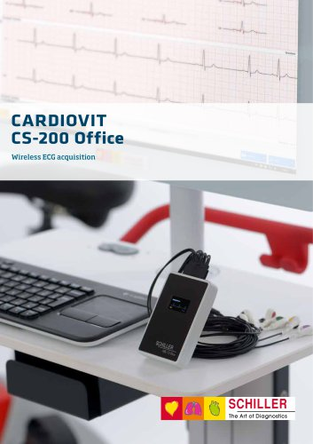 CARDIOVIT CS-200 Office