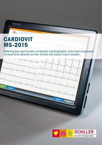 CARDIOVIT MS-2015