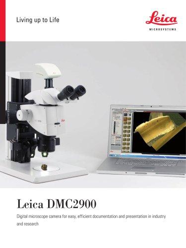 Leica DMC2900