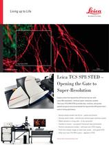 Leica TCS SP8 STED-Flyer - 1