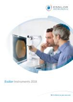 Essilor Instruments 2018