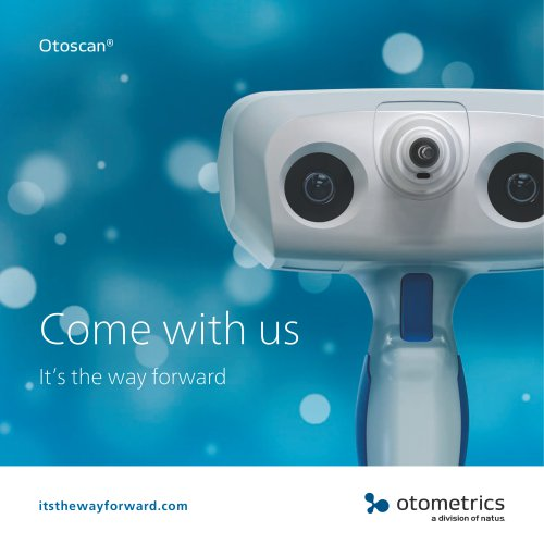 3D digital ear scanning solution from Otometrics