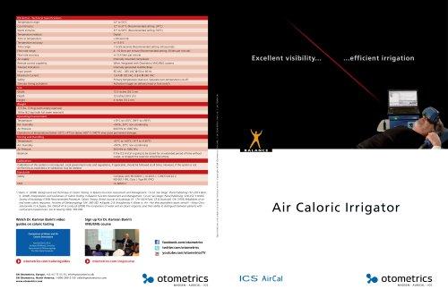 ICS AirCal