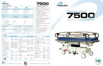 7500 GUARDIAN Stretcher