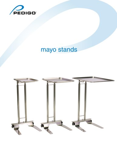 Mayo Stands