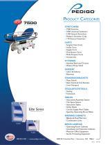 Pedigo Product Catalog 2015