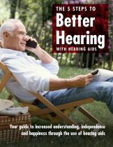 5 Steps to Better Hearing with Hearing Aids Brochure