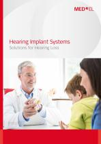 Hearing Implant Systems Solutions for Hearing Loss