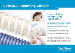 Evaqua? Breathing Circuits Brochure - 1