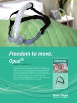 Opus? Specification Sheet