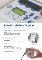 714384-4 BD4000XS Brochure - 2