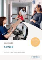 725300EN-11 English Sonicaid Centrale Brochure - 1